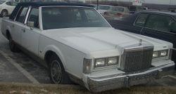 1985-1987 Lincoln Town Car