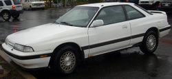 1991-1992 Mazda MX-6