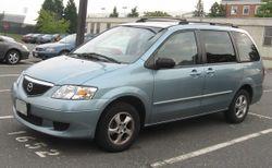 2002-2003 Mazda MPV
