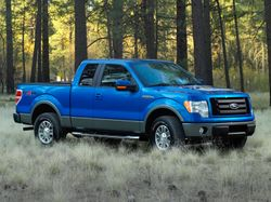 2009 Ford F-150 FX4 extended cab