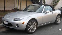 2006-2008 Mazda MX-5 soft-top