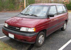 1989-1992 Mazda MPV