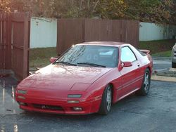 1991 Mazda RX-7 FC S5 Naturally Aspirated Package A
