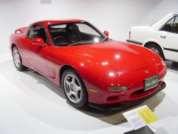 Third generation Mazda RX-7
