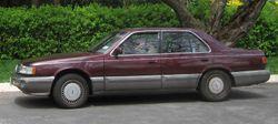 1988-1989 Mazda 929 (US)