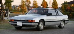 Cosmo two-door coupe Rotary turbo