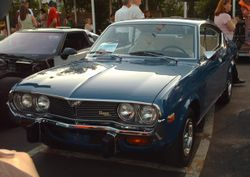 2nd Generation Mazda Luce coupé