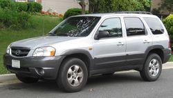 2001-2004 Mazda Tribute (US)