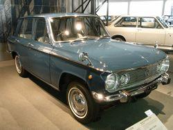 1966 Mazda Familia