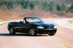 1999 Miata (Leather package)